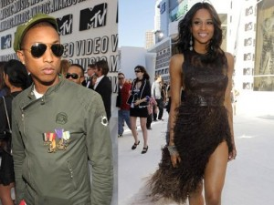 ciara-and-pharrell-williams