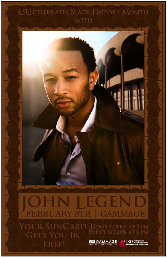 john legend events