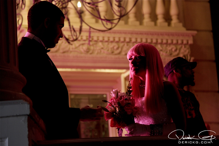nicki minaj and drake. Nicki Minaj and Drake 2011