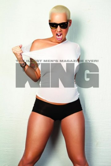 Amber Rose King Magazine 2011 (2)