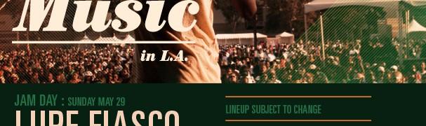 ucla jazz reggae fest