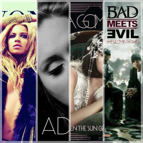 7 13 - Last Week's Sales - Beyonce's 4 Is Still On Top – Miss Dimplez