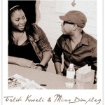 Miss Dimplez and Talib Kweli