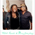 Miss Dimplez and Talib Kweli (2)