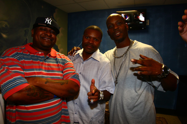 dmx scarface and j prince