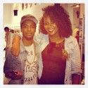 miss dimplez and rockie fresh