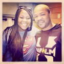 miss dimplez and xzibit