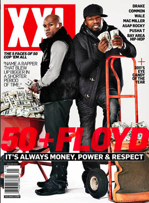 50 cent xxl the mogul floyd mayweather