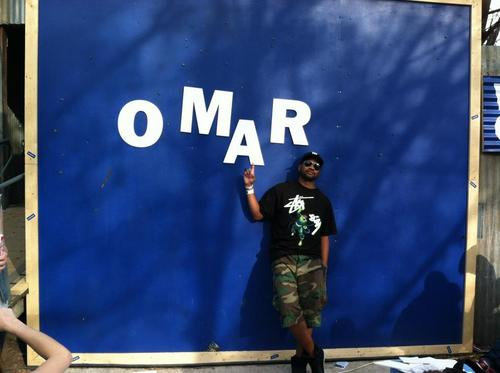 omar burgess
