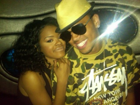 teyana taylor and chris brown