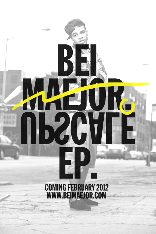 bei maejor upscale ep official artwork