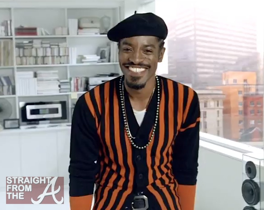 andre 3000 2012