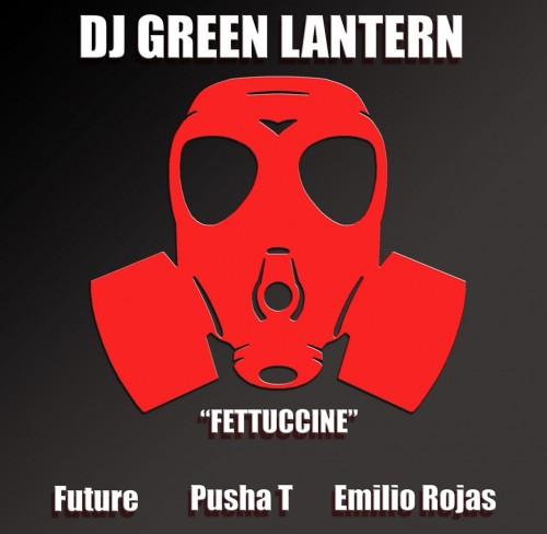 dj green lantern fettuccine