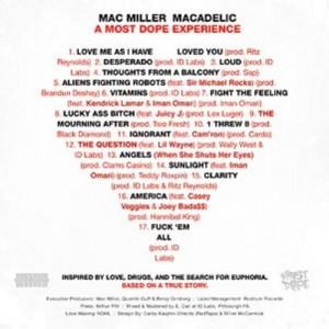 macadelic back