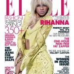 rihanna elle magazine spread 2012