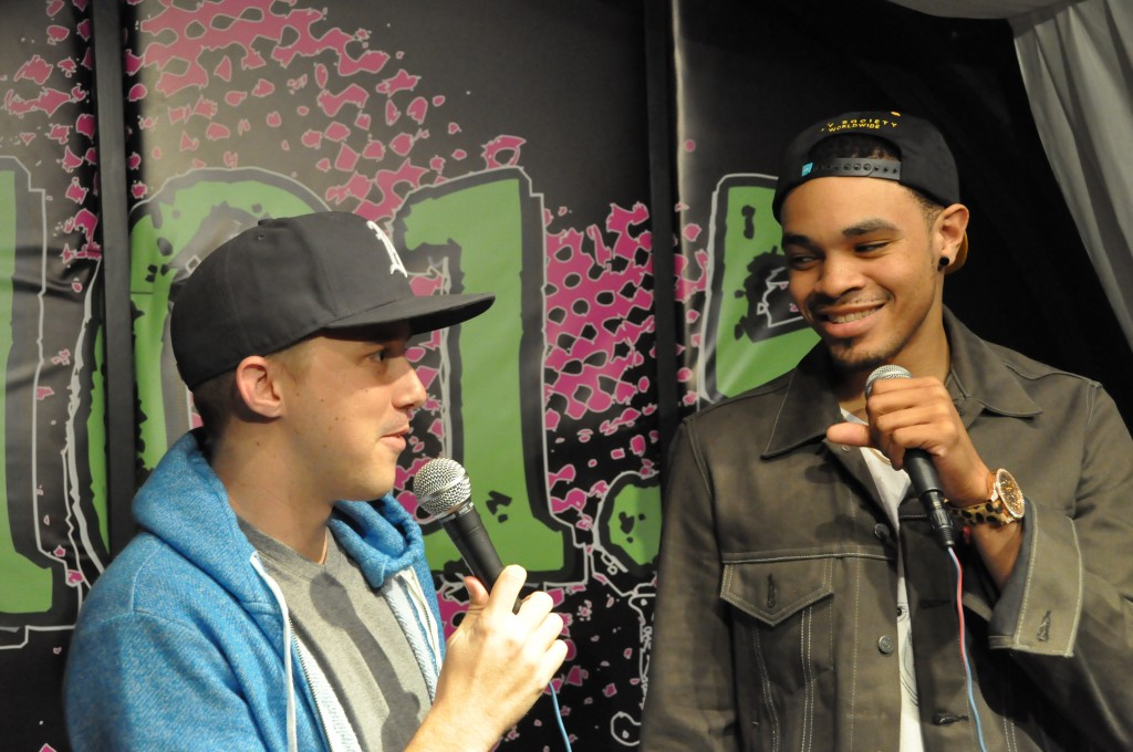 bei maejor and jd 1015 jamz