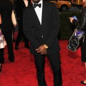 kanye west at the met gala 2012