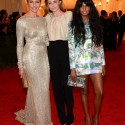 mia and cameron diaz met gala 2012