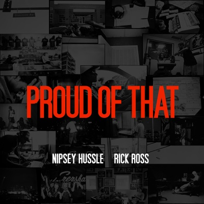 proud of that artwork nispey hussle