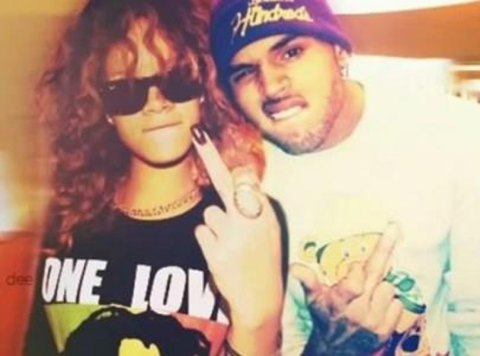 rihanna and chris brown 2012