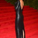 rihanna at the met gala 2012