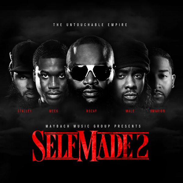 self made volume 2 artwork