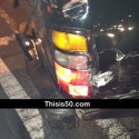 50 Cent in car  accident 2