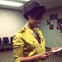 alicia keys cuts her hair 2012