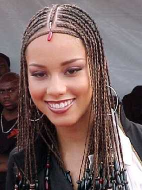 Awe Inspiring Images Of Alicia Keys Hair Hairstyle Inspiration Daily Dogsangcom
