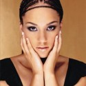 alicia keys hair styles 15