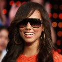 alicia keys hair styles 2
