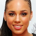 alicia keys hair styles 5