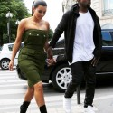 kanye west kim kardashian 2012