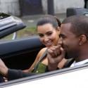 kim kardashian kanye west 2012 paris