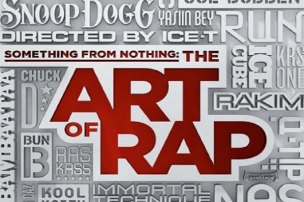 something from nothing art of rap