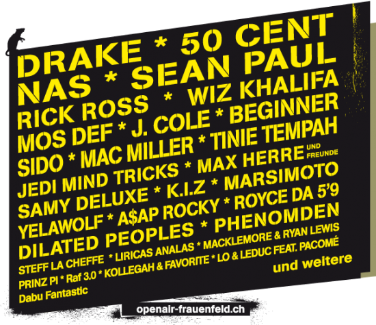 Open Air Frauenfeld Festival
