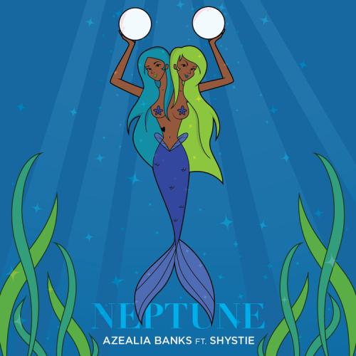 azealia banks shystie neptune