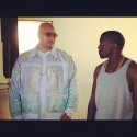 fat joe and kanye west 2012