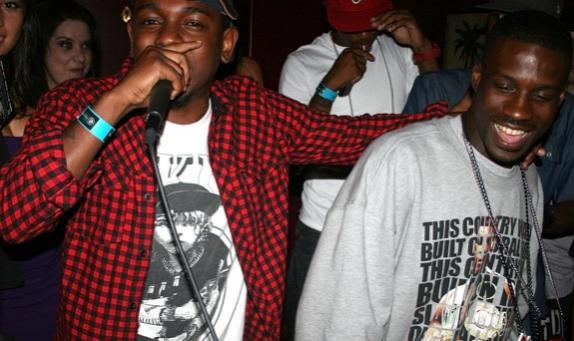 kendrick lamar and jay rock 2012