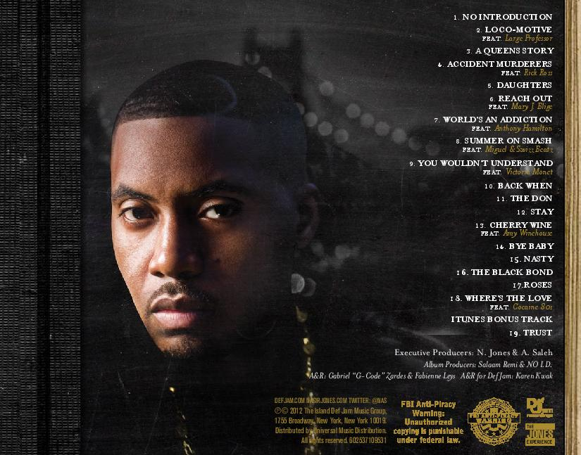 nas life is good album booklet 13