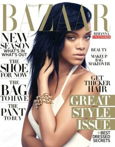 rihanna harpers bazaar