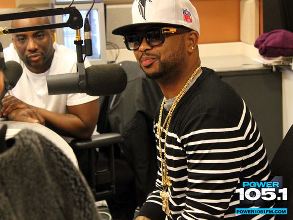 the-dream and cthagod