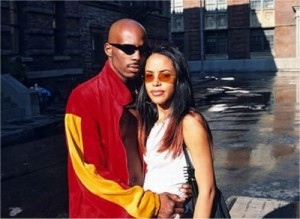 aaliyah and dmx together