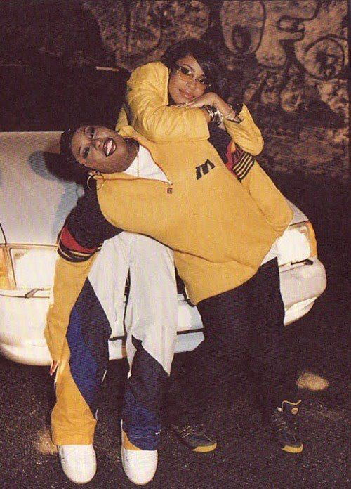 aaliyah and missy elliotAaliyah And Missy Elliott