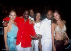 aaliyah jennifer lopez diddy jay-z dame dash model