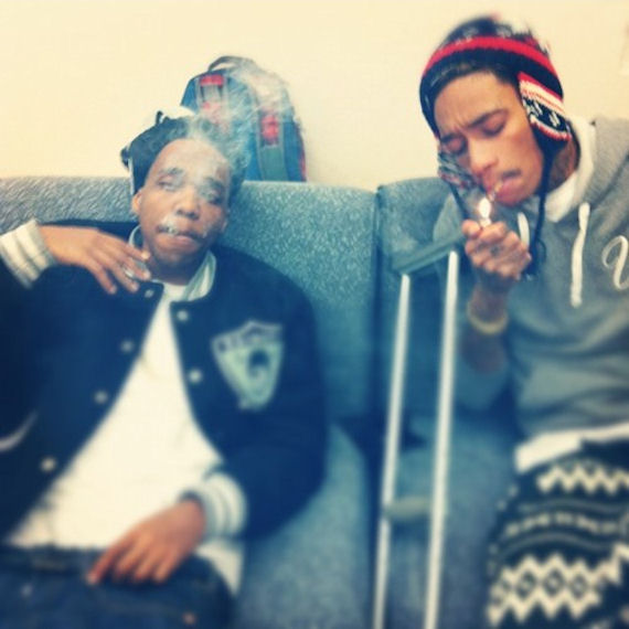 curren$y and wiz khalifa