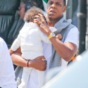 jay-z and blue ivy carter 2012