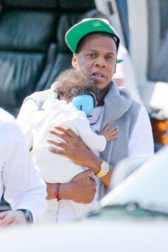 jay-z and blue ivy carter helicopter