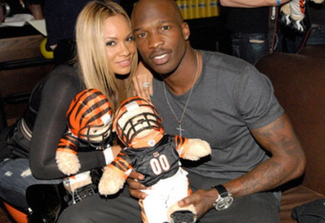 ochocinco evelyn lozada
