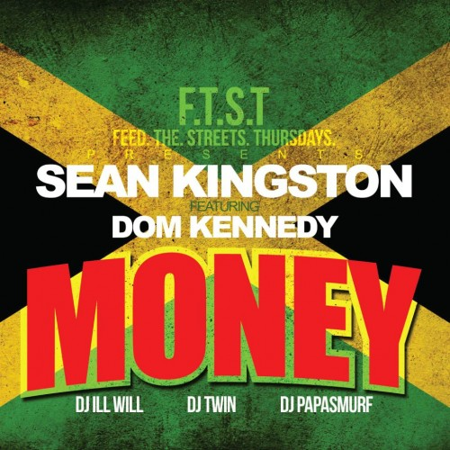 sean kingston money cover